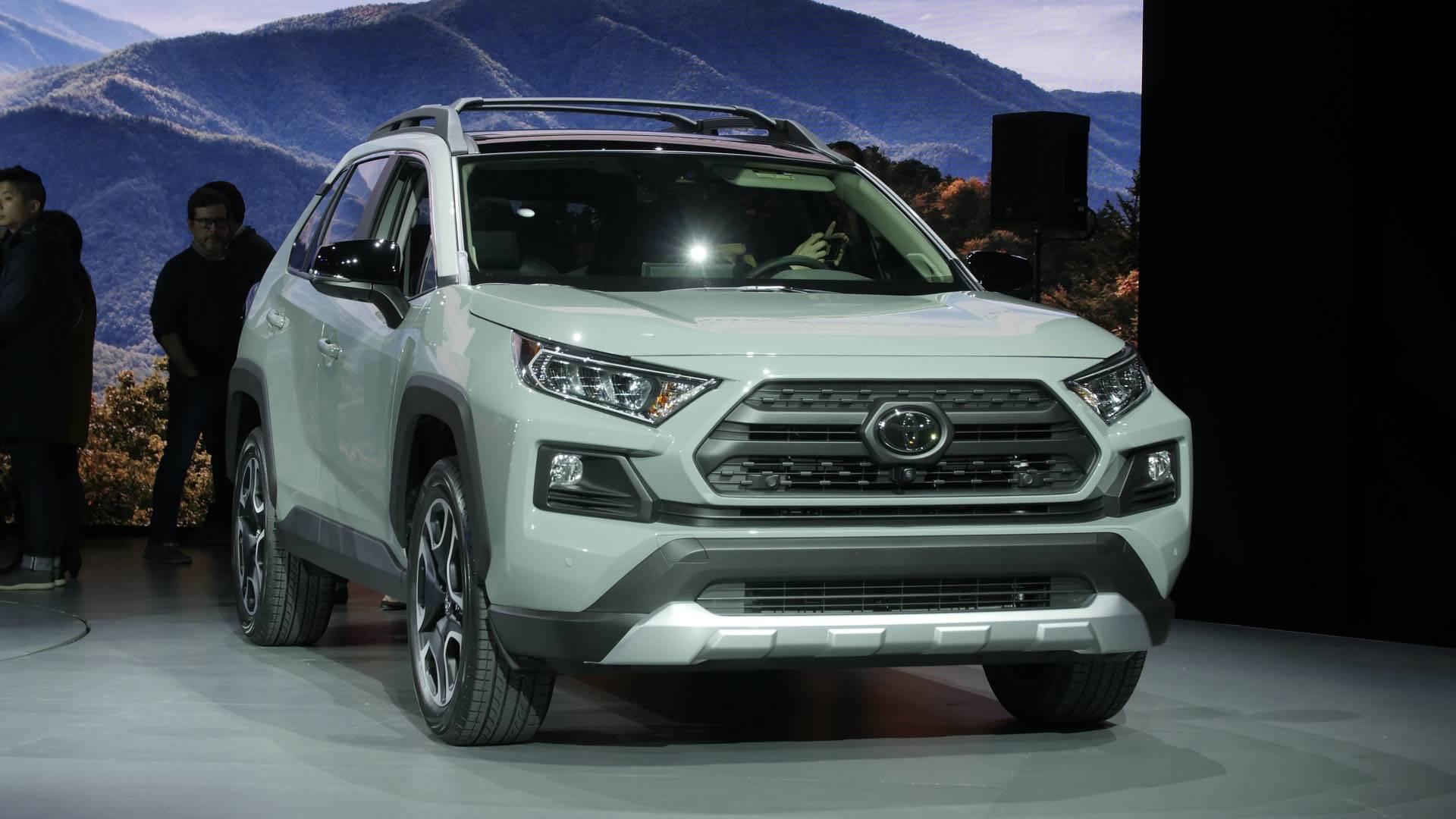 Predstavljena nova Toyota Rav4 - Autopress.hr
