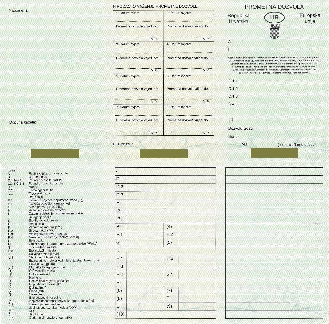 Birači kojima je izdana osobna iskaznica s podatkom o prebivalištu izvan Hrvatske nisu se morali aktivno registrirati već su po službenoj.